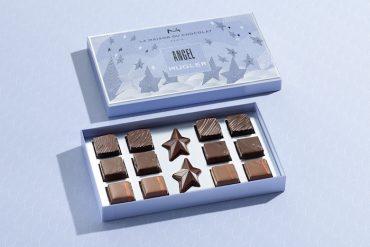 La Maison du Chocolat et Angel de Mugler