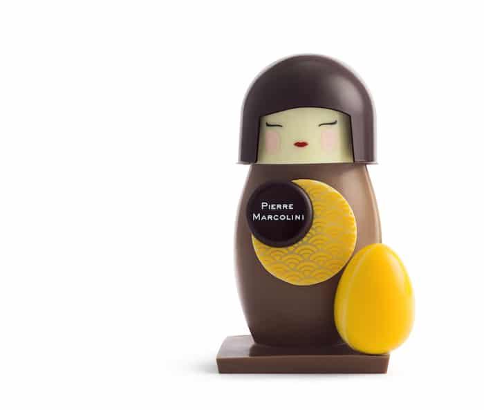 mini-poupée de Pierre Marcoloni
