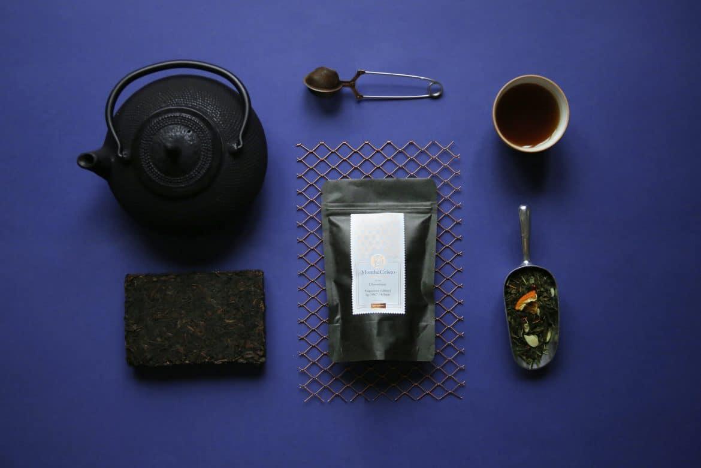 Les thés MonthéCristo