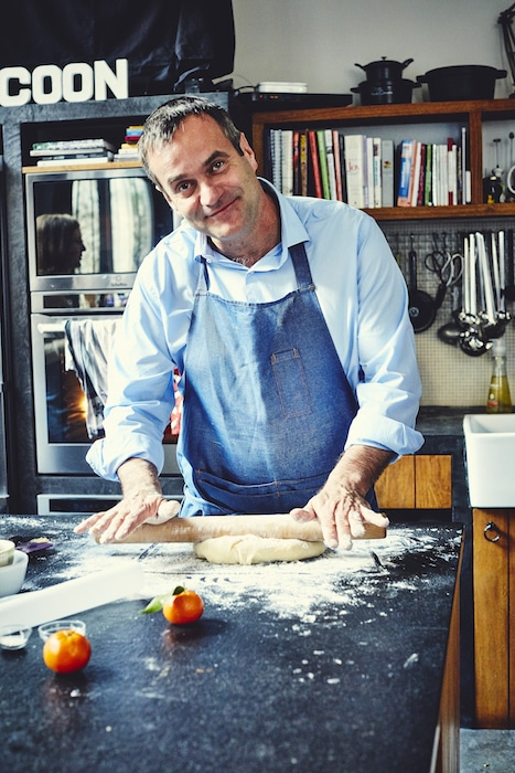 portrait Chef Damien