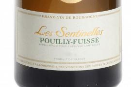 Pouilly-Fuissé Les Sentinelles 2015