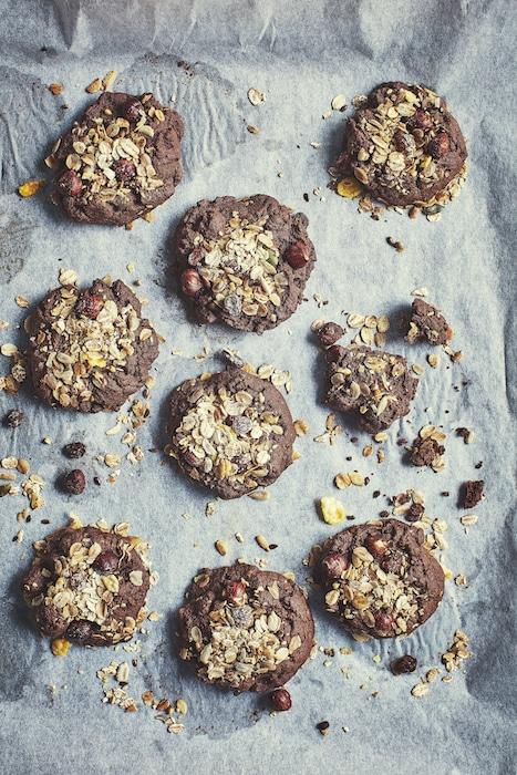 cookies Chef Damien