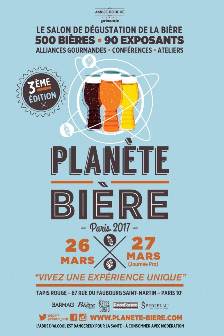 Planète Bière Paris 2017