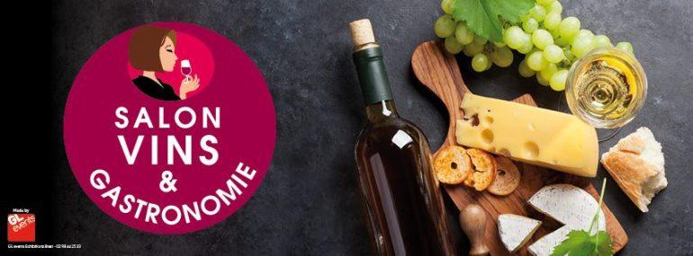 Salon des vins et de la gastronomie de Saint-Malo