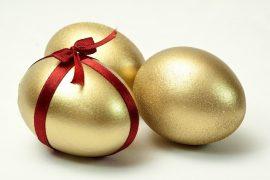 L'origine des oeufs de Pâques