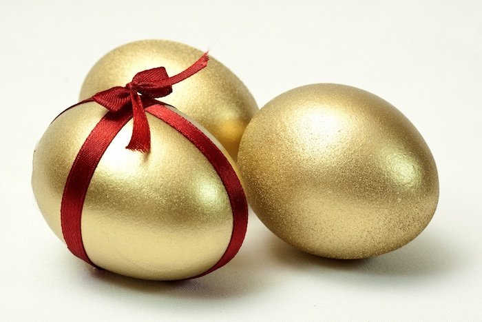 origine des oeufs de Pâques