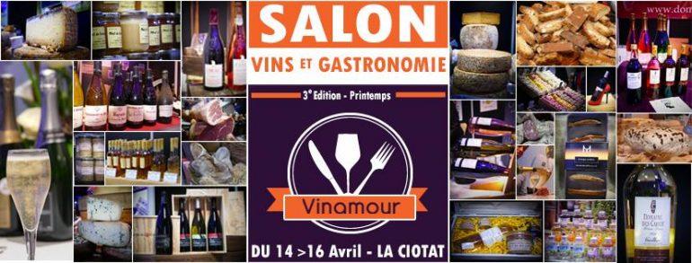 Salon Vinamour La Ciotat