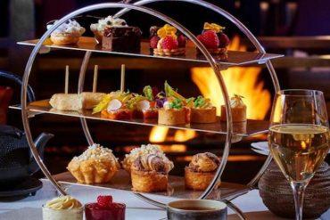 Les 5 Tea-Time de palace