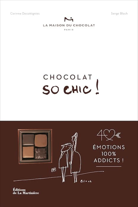 couverture Chocolat So Chic