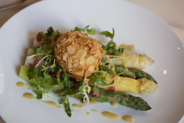 L'assiette végétale d'Antoine Westermann chez Drouant