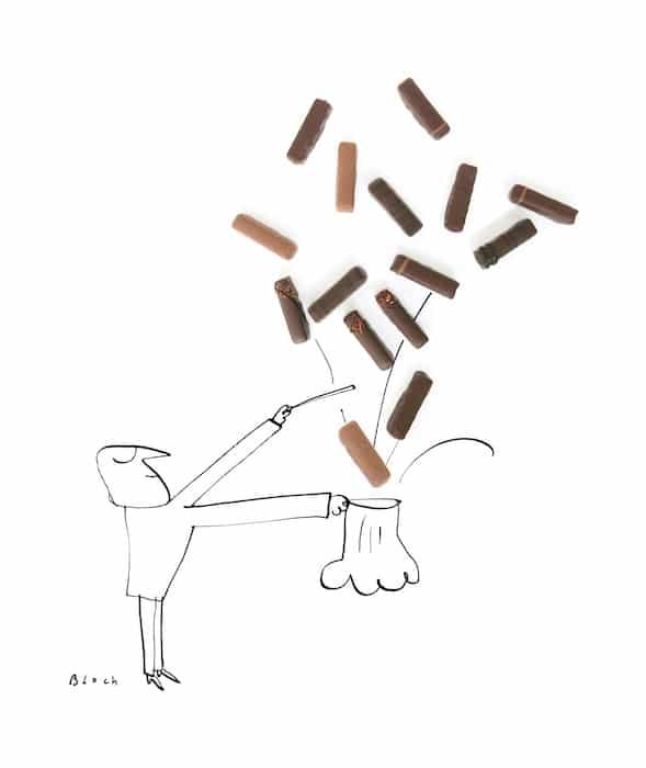 dessin Chocolat So Chic