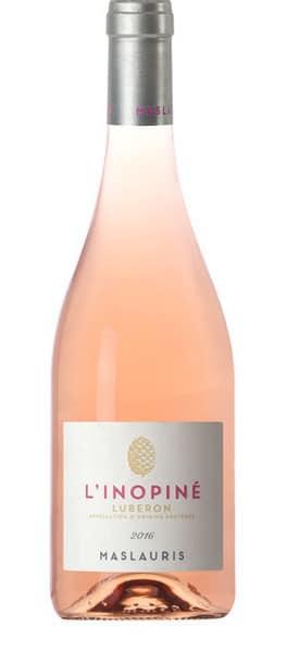 L'Inopiné Rosé 2016 du Domaine MasLauris