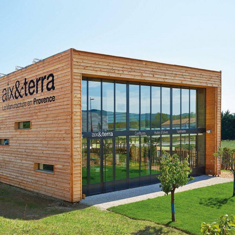 Manufacture Aix&terra à Valence