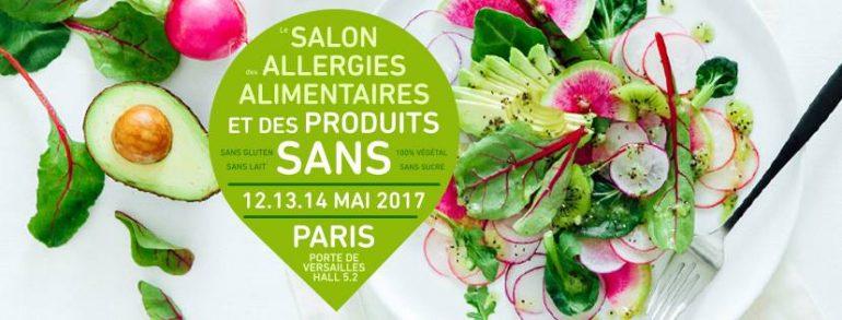 Le Salon des Allergies Alimentaires et des produits SANS