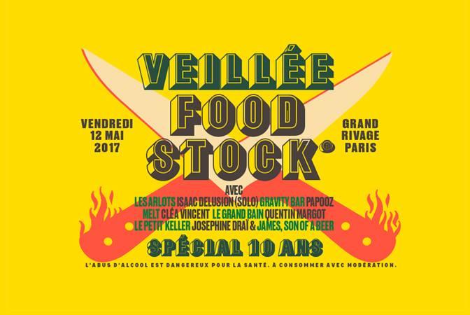 Foodstock du Fooding