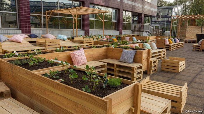 Les belles terrasses de l'été 2017