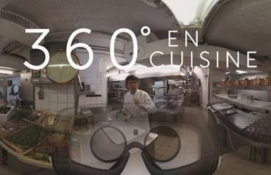 cuisines des grands chefs en réalité virtuelle