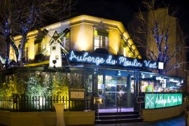 Auberge du Moulin Vert