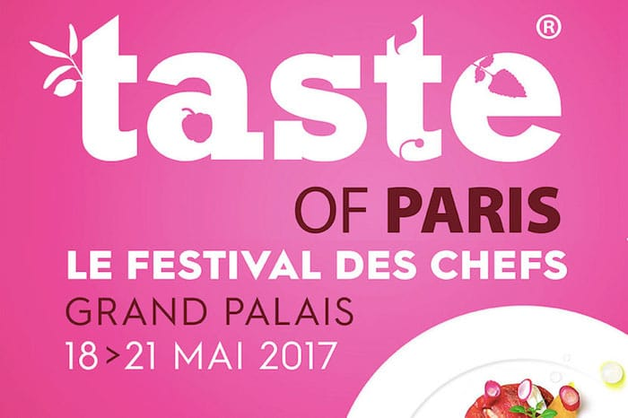 Taste of Paris 2017 pâtisserie