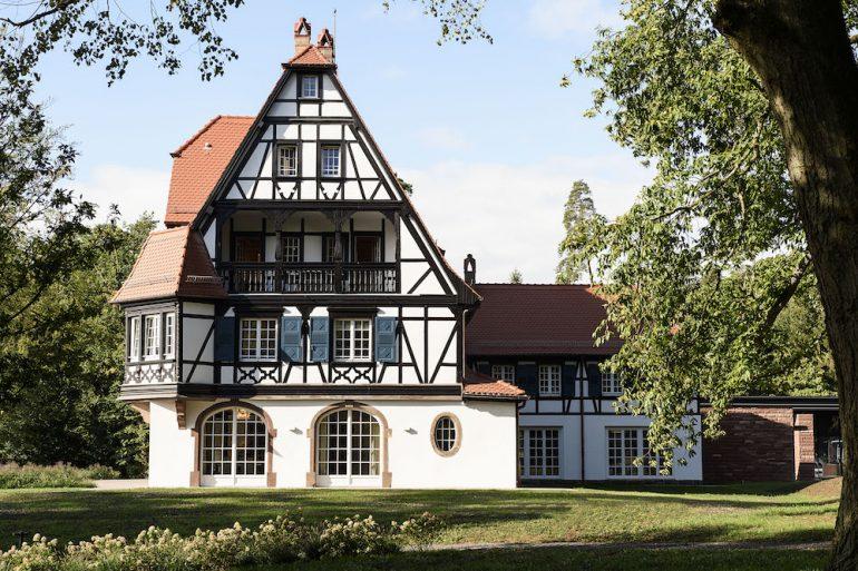 Villa René Lalique 5 étoiles