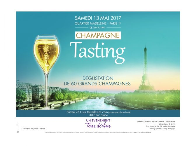 Champagne Tasting 2017