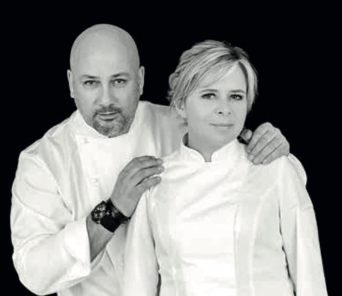 portrait Christelle Brua et Frédéric Anton