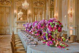 Le dîner Bonaparte du Shangri-La