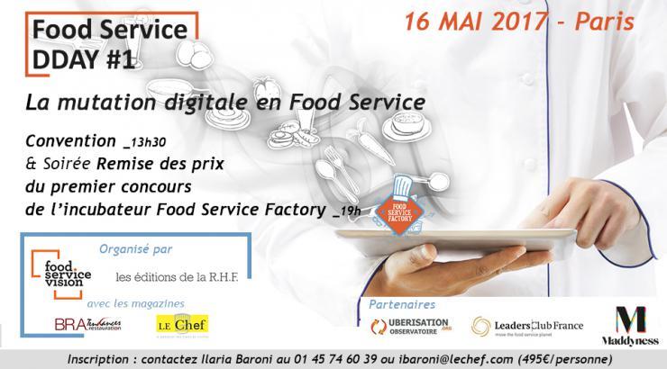 Food Service DDay