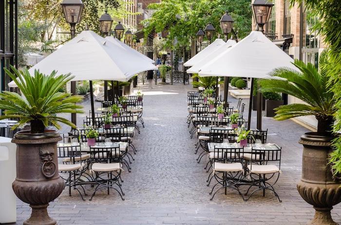 Les belles terrasses de l t 2017 41 endroits pour s 39 vader - Terrasse jardin marais villeurbanne ...