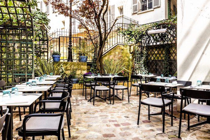 Les belles terrasses de l t 2017 41 endroits pour s 39 vader - Moulin a cafe boulanger ...