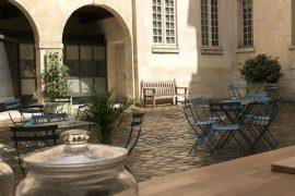 Café éphémère Musée Cognacq-Jay