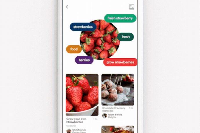 Pinterest Shazam