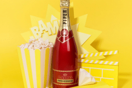 Champagne spécial Cannes de Piper-Heidsieck