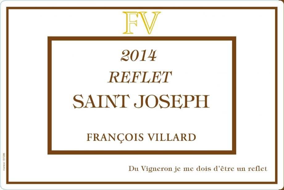 "Saint-Joseph ""Reflet"""
