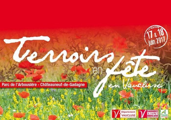 Terroirs en fête en Vaucluse