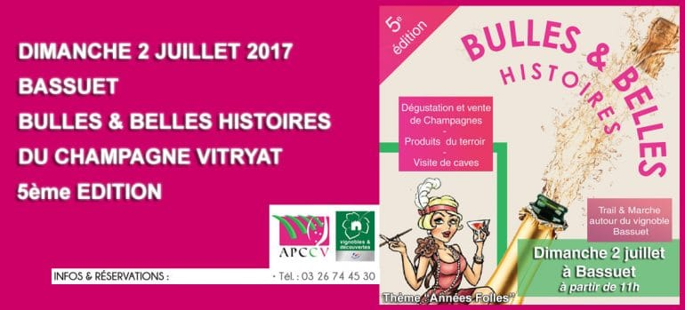 Bulles et belles histoires 2017
