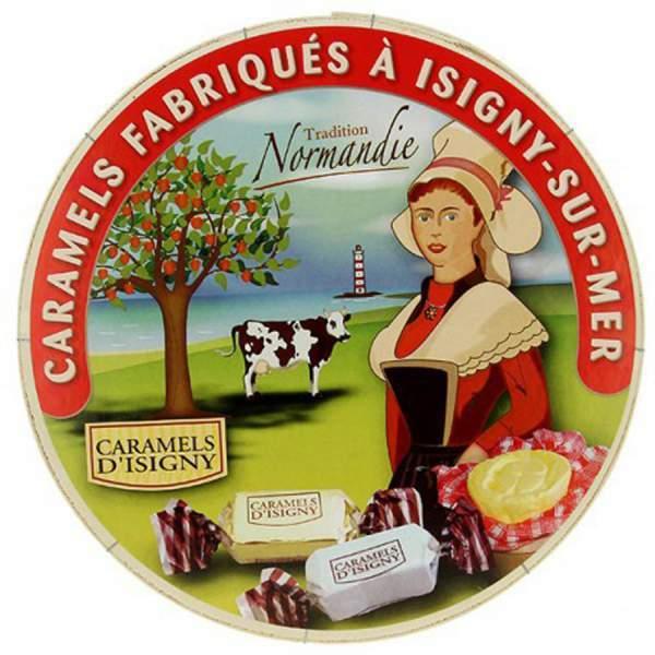 Le Caramel d'Isigny