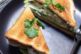Le green sandwich club