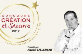 Concours Création & Saveurs 2017