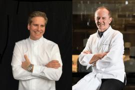 Duo de Chefs à la Villa René Lalique