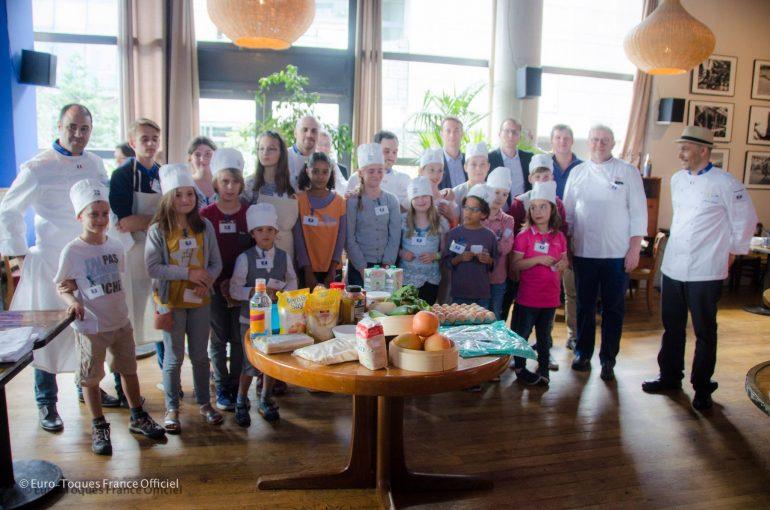 ateliers culinaires pour enfants