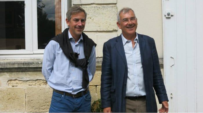 Ghislain et Patrice Pagès