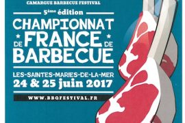 Championnat de France de Barbecue 2017