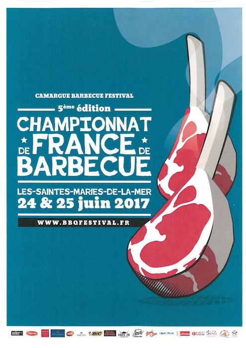 Championnat de France de Barbecue 2017