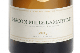 Mâcon Milly-Lamartine 2015