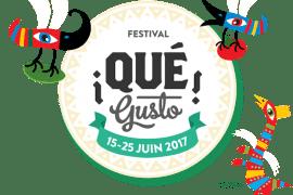 Qué Gusto! 2017 dans tous les détails