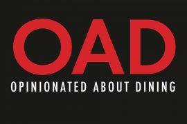 Opinionated About Dining 2017