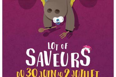 Lot of Saveurs 2017