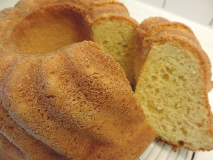 Le gâteau mollet des Ardennes