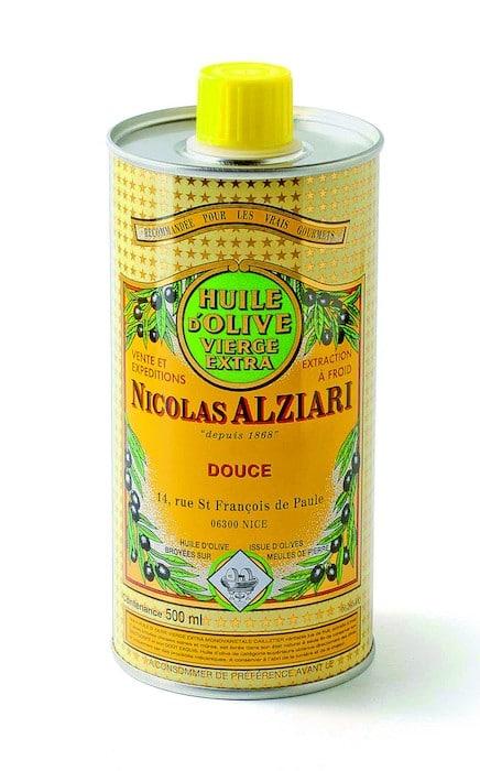 Les bonnes huiles d'olive